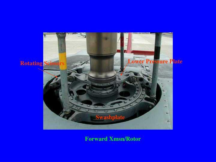 Lower Pressure Plate