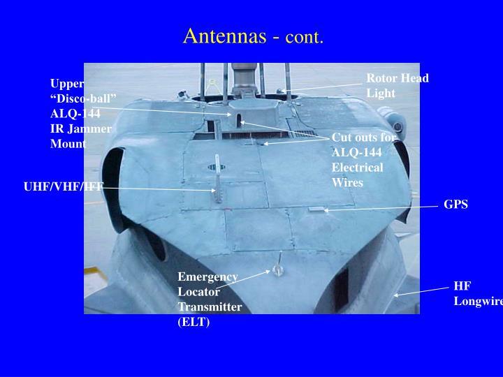 Antennas -
