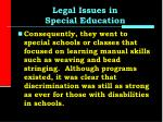 legal issues in special education2