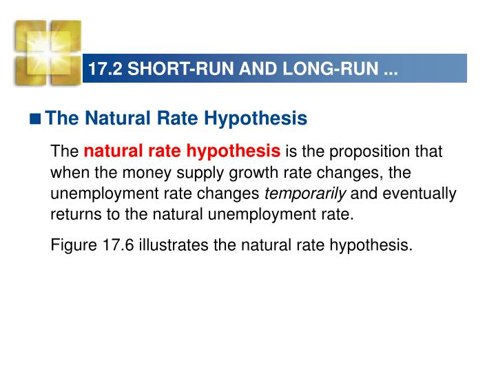 17.2 SHORT-RUN AND LONG-RUN ...