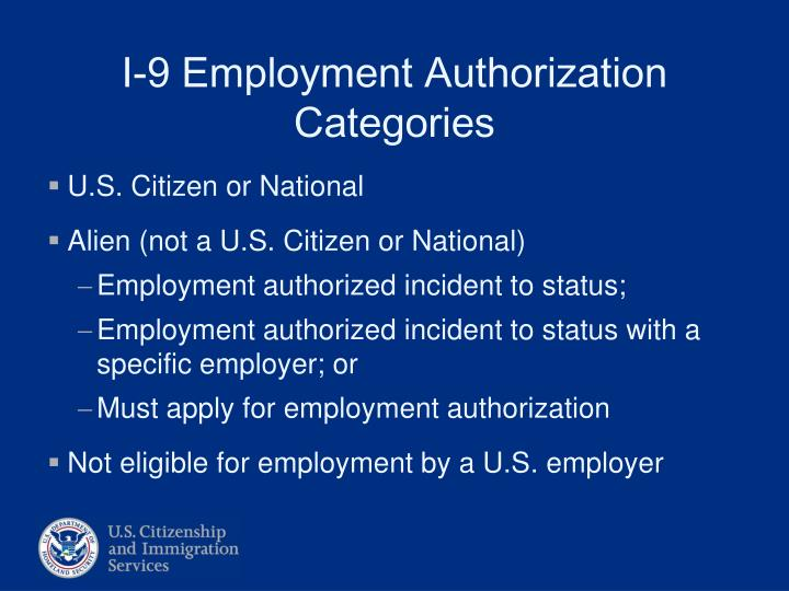 U.S. Citizen or National
