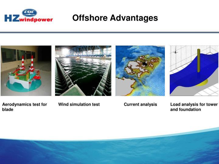 Offshore Advantages