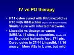 iv vs po therapy1