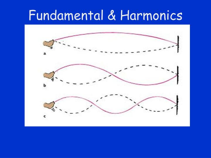 Fundamental & Harmonics