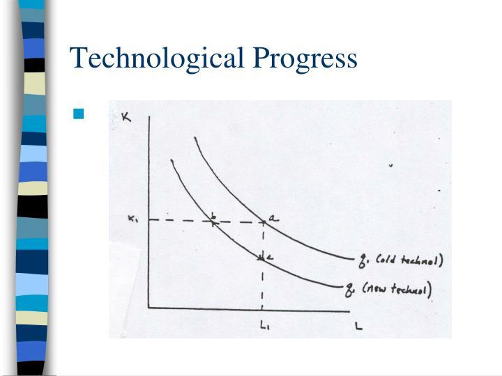Technological Progress