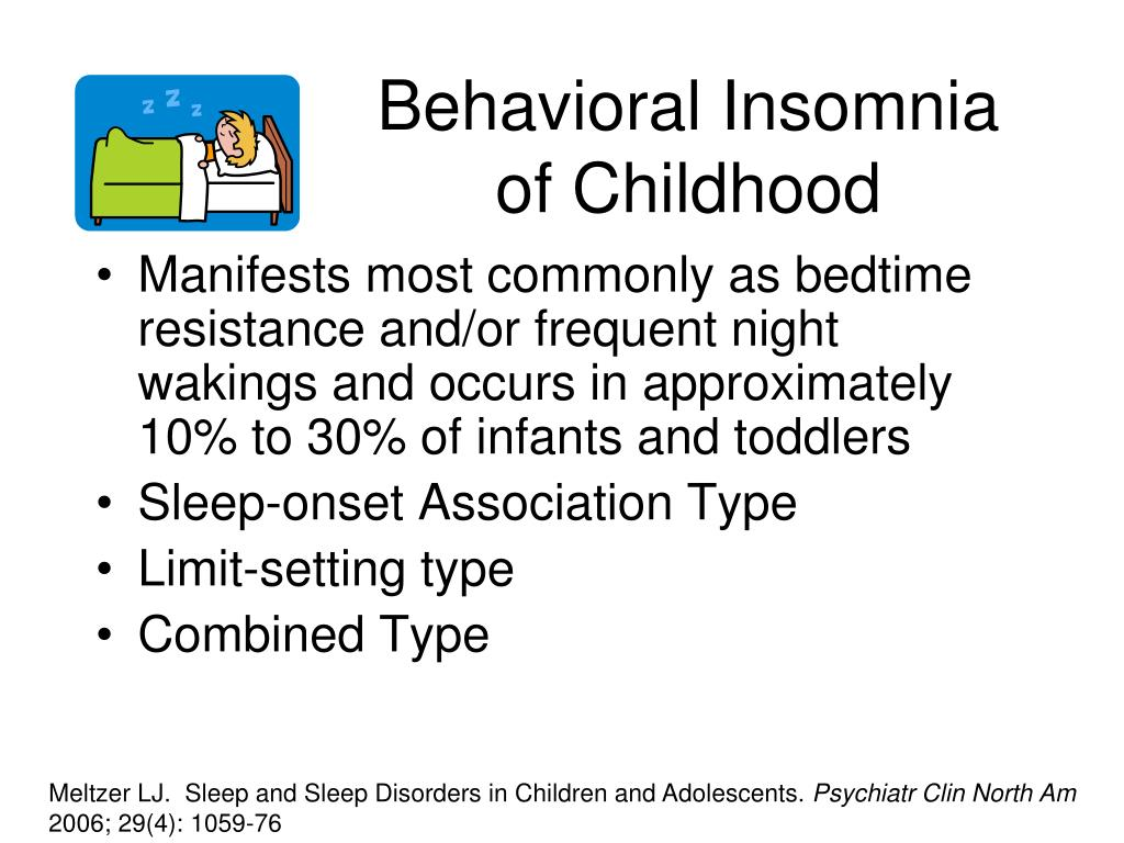 PPT - Sleep Disorders in Children and Adolescents PowerPoint