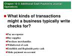 chapter 10 3 additional cash payments journal operations