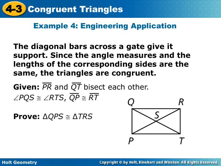 Example 4: Engineering Application