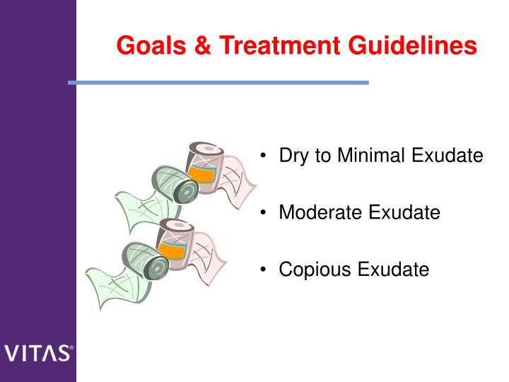 Goals & Treatment Guidelines