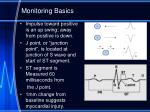 monitoring basics