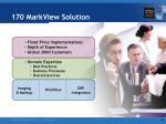 170 markview solution1