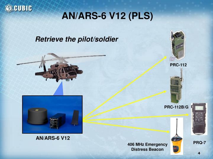 AN/ARS-6 V12 (PLS)