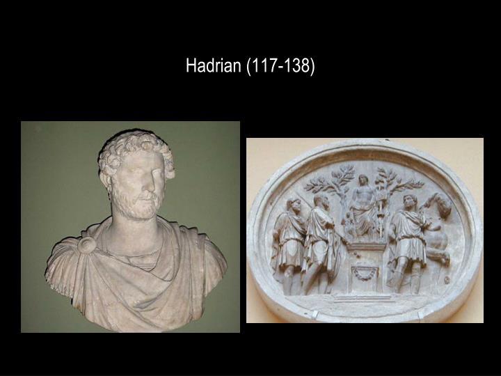 Hadrian 117 138