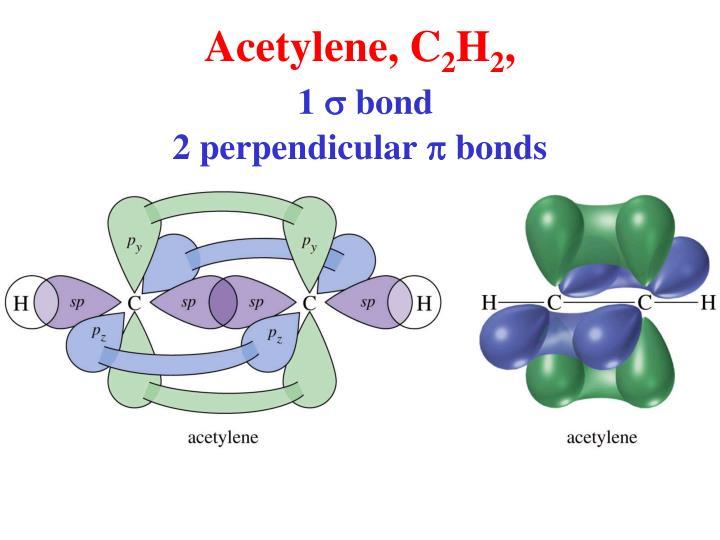 Acetylene, C