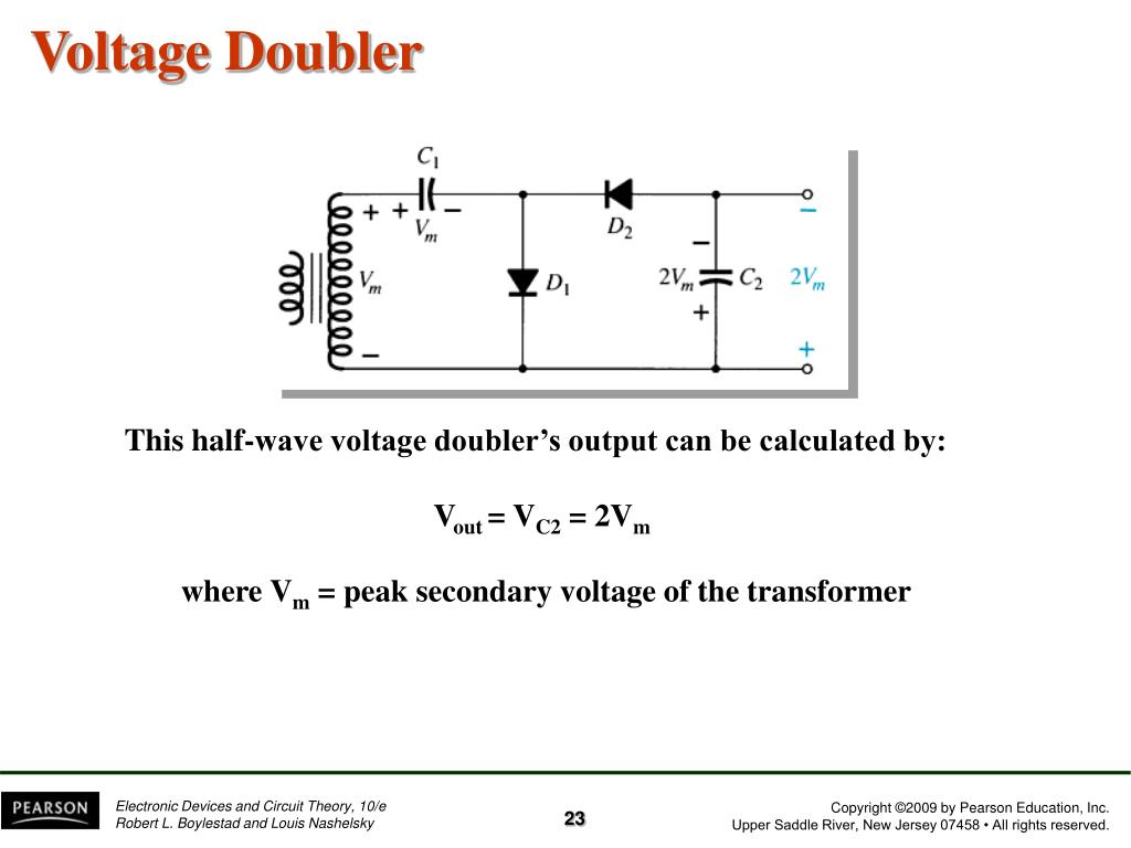 PPT - Chapter 2: Diode Applications PowerPoint Presentation - ID:6601203
