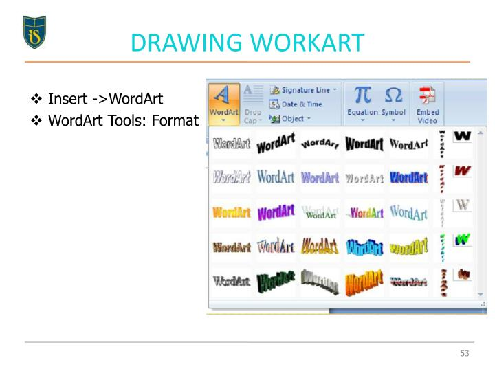 DRAWING WORKART