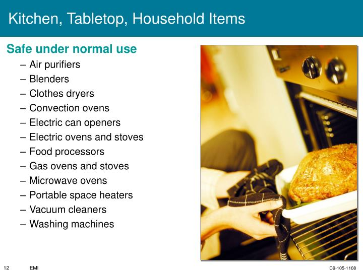 Kitchen, Tabletop, Household Items