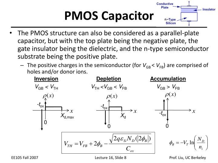PMOS Capacitor