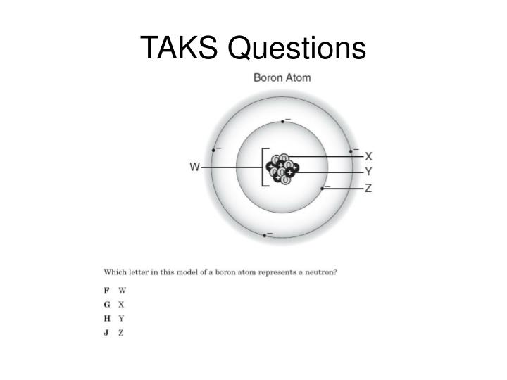 TAKS Questions