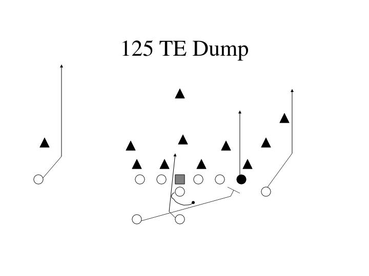 125 TE Dump