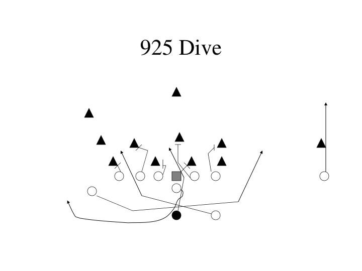 925 Dive