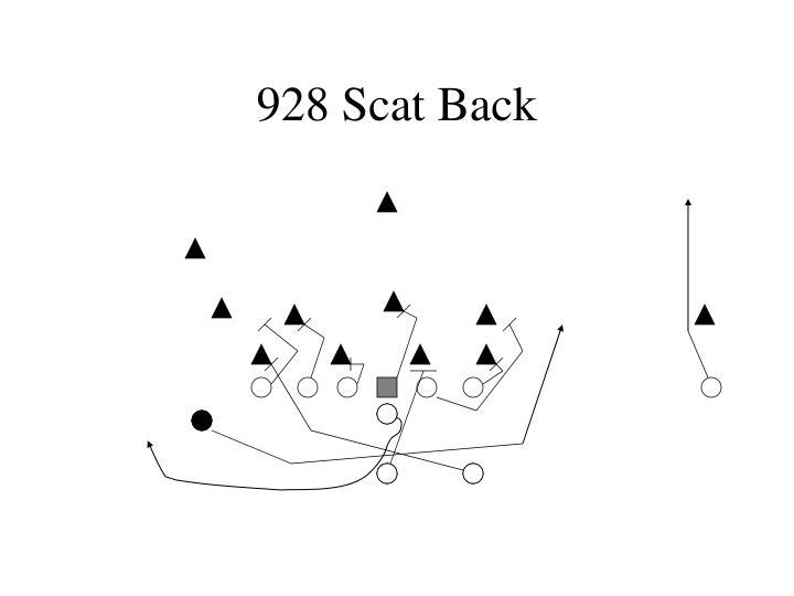928 Scat Back