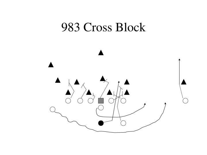 983 Cross Block