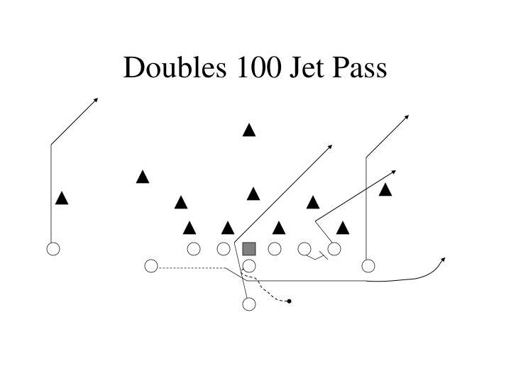 Doubles 100 Jet Pass