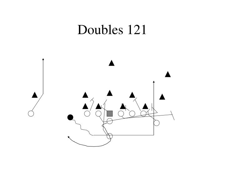Doubles 121