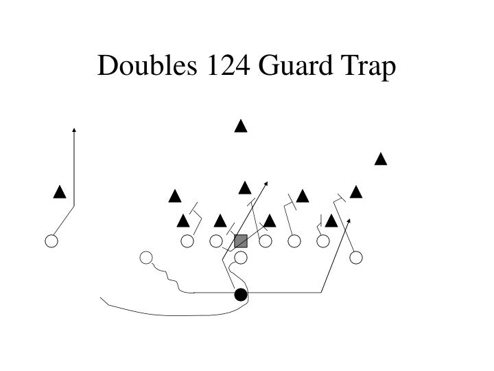 Doubles 124 Guard Trap