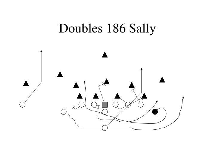 Doubles 186 Sally