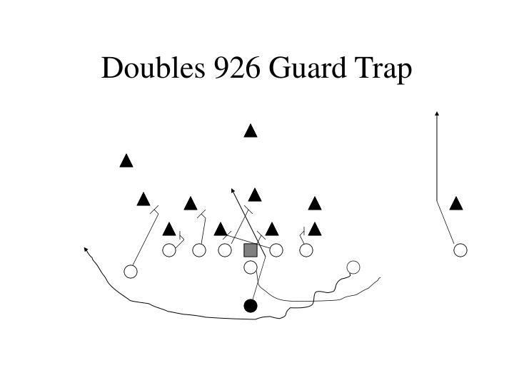 Doubles 926 Guard Trap