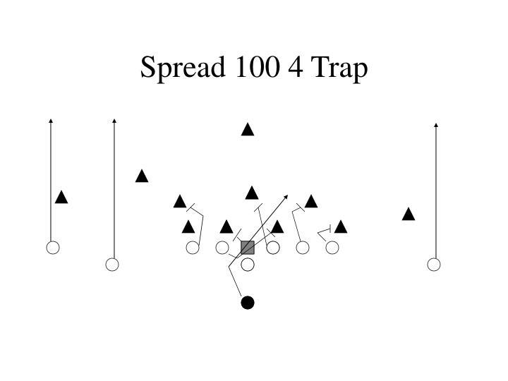 Spread 100 4 Trap