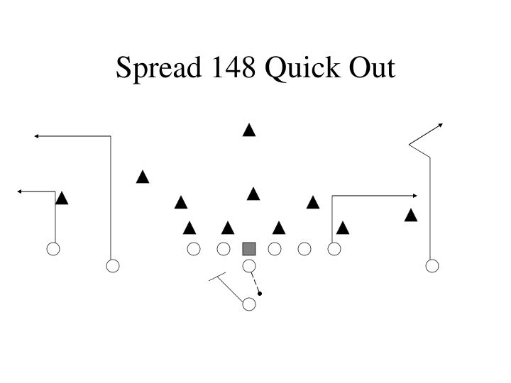 Spread 148 Quick Out