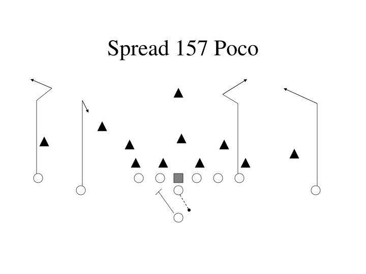 Spread 157 Poco