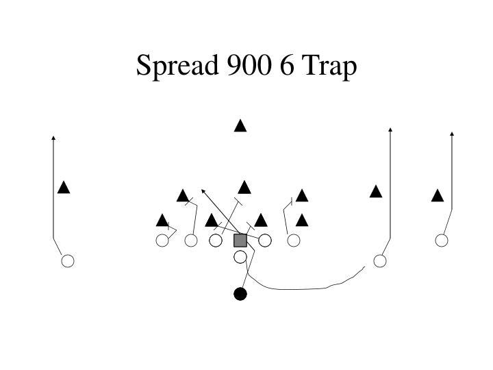 Spread 900 6 Trap