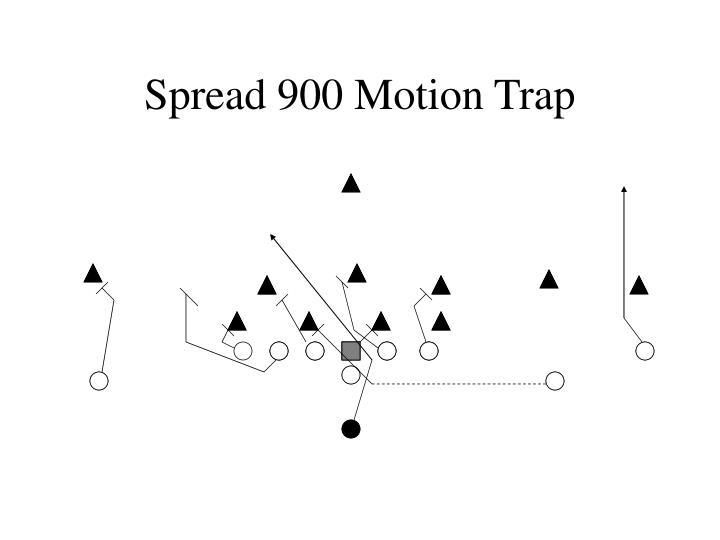 Spread 900 Motion Trap