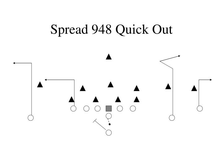 Spread 948 Quick Out