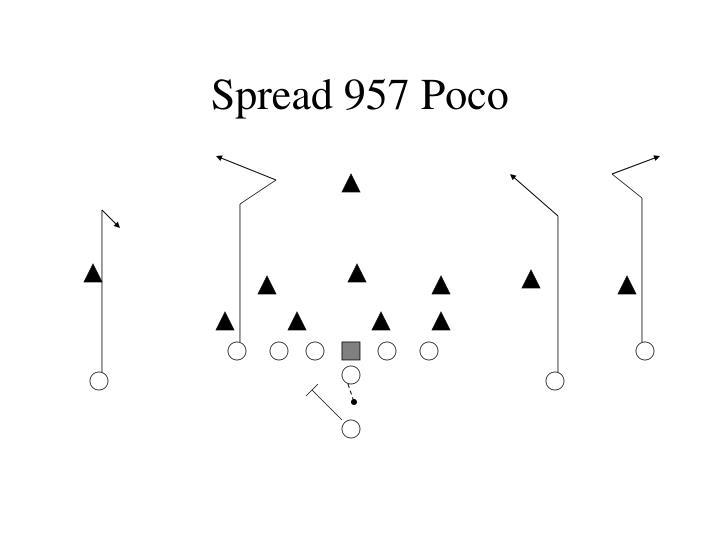 Spread 957 Poco
