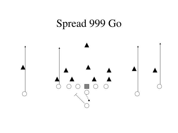 Spread 999 Go