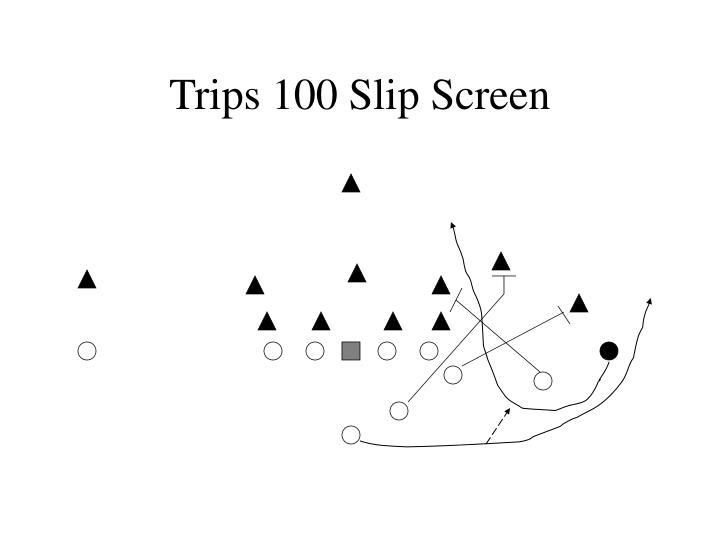 Trips 100 Slip Screen