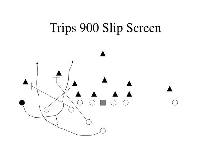 Trips 900 Slip Screen