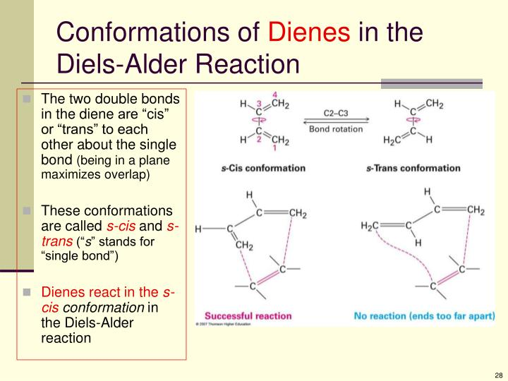 Conformations of