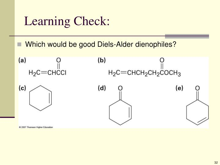 Learning Check: