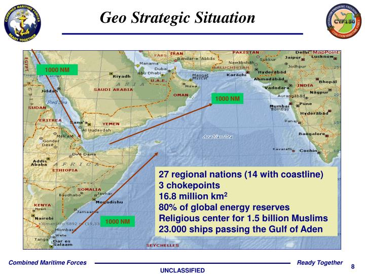 Geo Strategic Situation