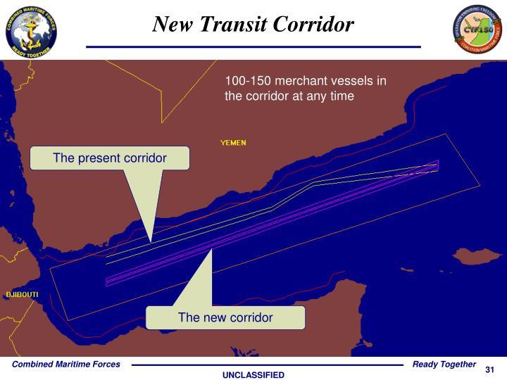 New Transit Corridor