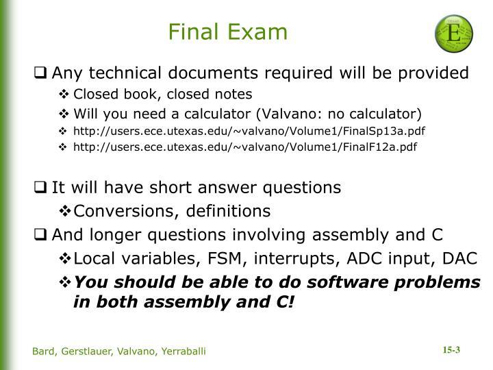 Final exam1