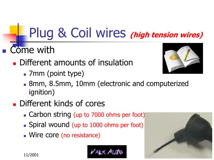 Plug & Coil wires