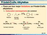 friedel crafts alkylation2