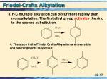friedel crafts alkylation4